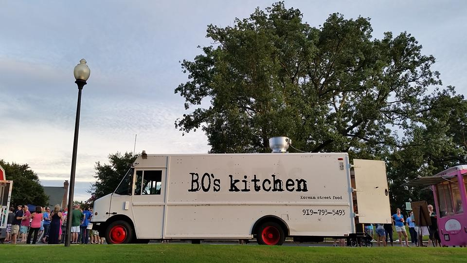 Bo S Kitchen Food Truck