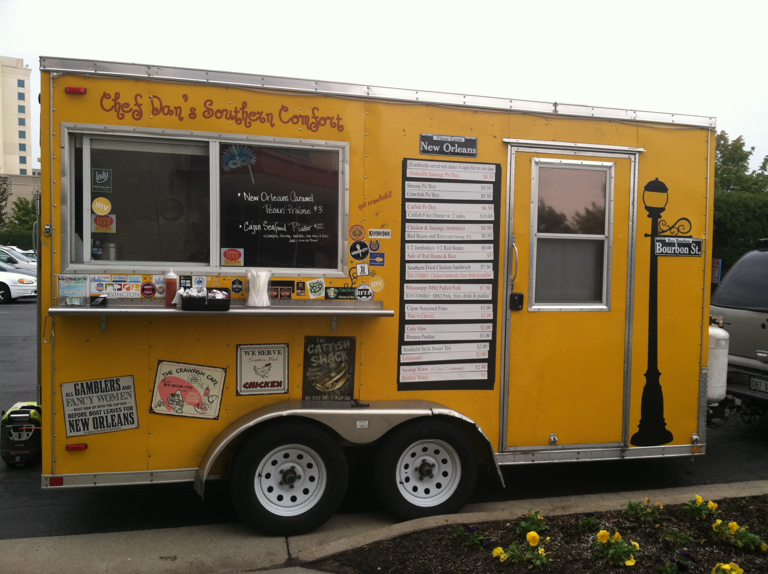 Southern Comfort Food Truck