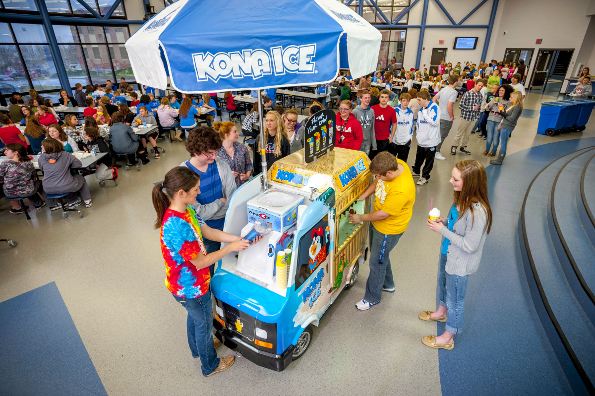 Kona Ice Moore Central Okc Midwest City Choctaw Dell