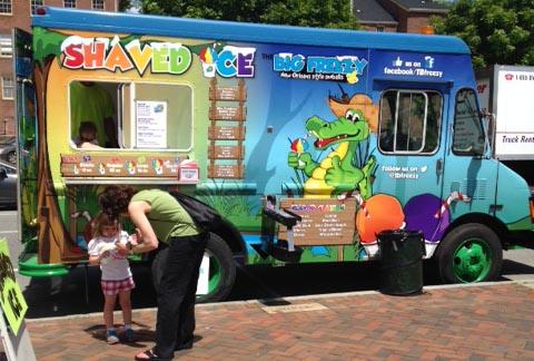 Buy A Food Truck >> The Big Freezy | Food Trucks In Blackstone MA