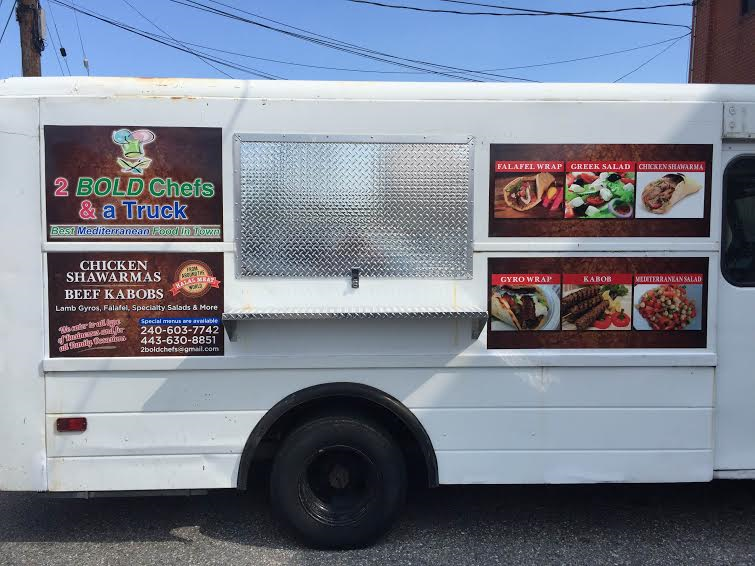 Trucks For Sale In Md >> 2 Bold Chefs and a Truck | Food Trucks In Millersville MD