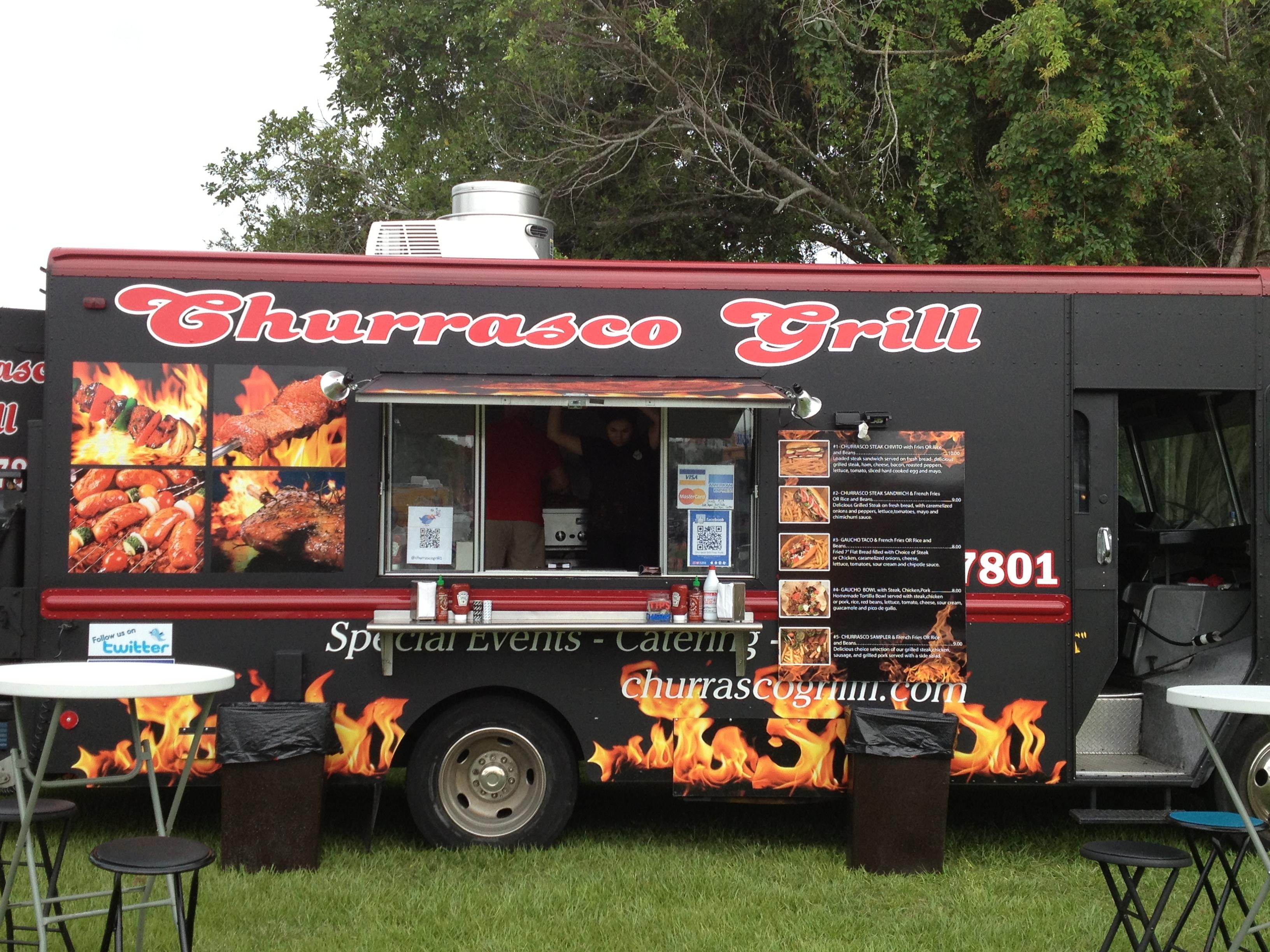 Churrasco Grill | Food Trucks In West Palm Beach FL