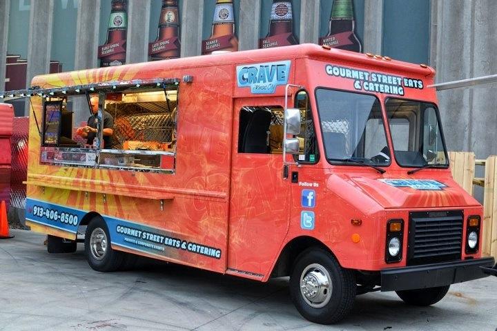 Crave Of Kc Food Truck Menu