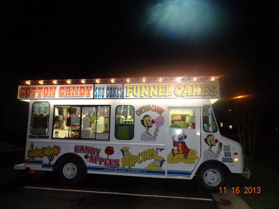 Www Trucks For Sale >> Funnel Cake Truck & Sweet Treats - AG&G Concessions | Food Trucks In Bellevue NE