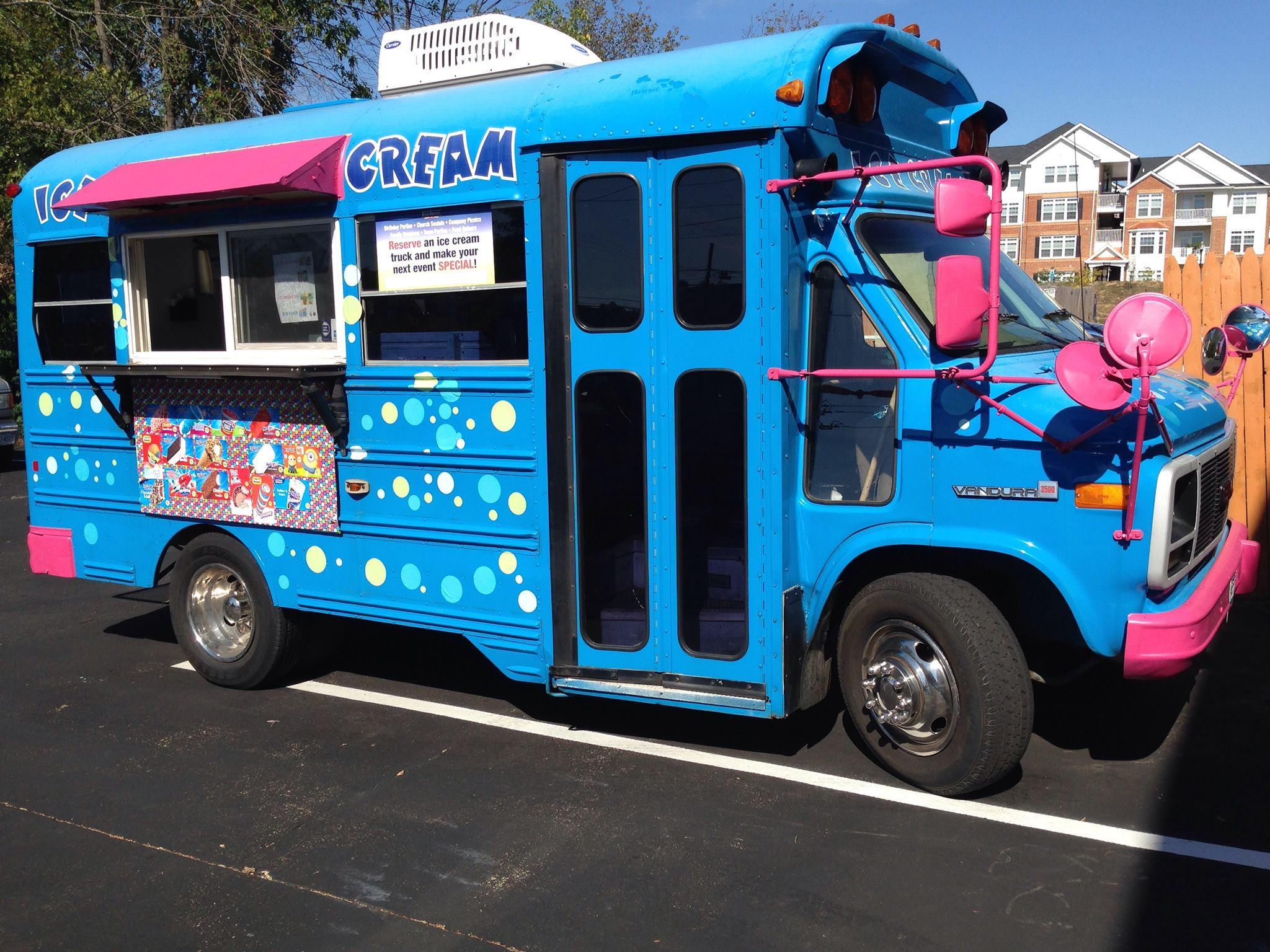 Ice Cream Truck For Sale >> Frufetti | Food Trucks In Fairfax VA