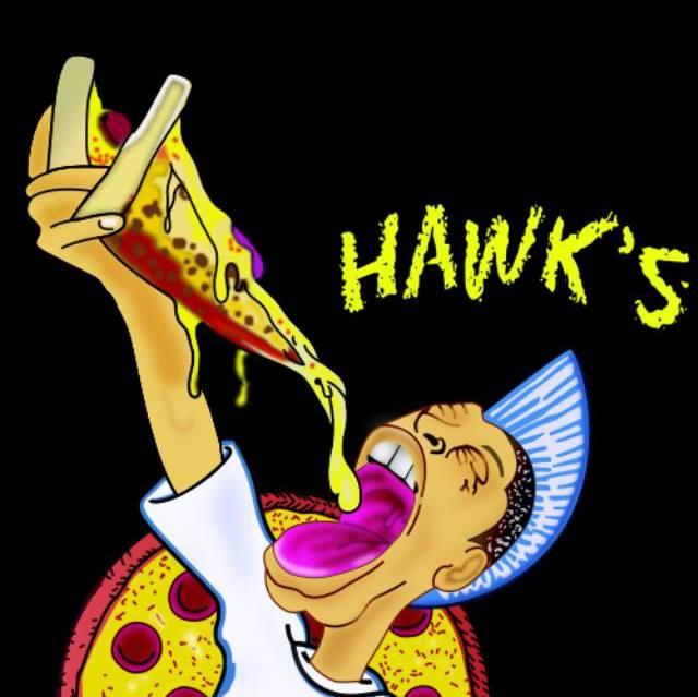 Hawk's Pizzas | Food Trucks In Omaha NE