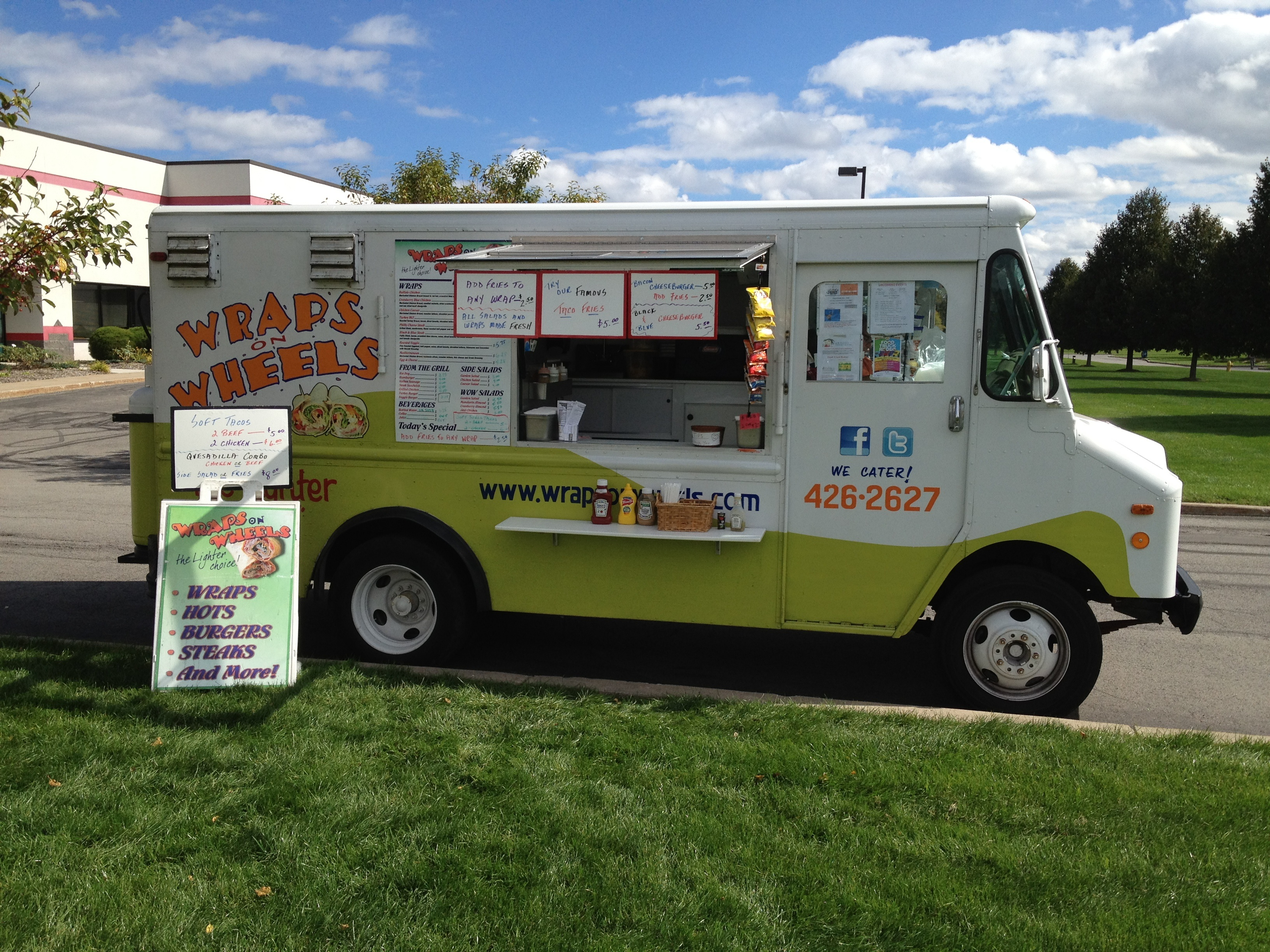 Find Food Trucks Rochester Ny