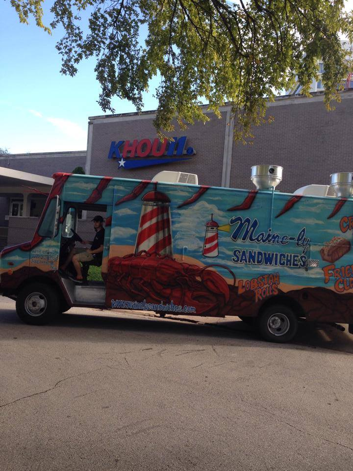 Maine-ly Sandwiches | Food Trucks In Houston TX