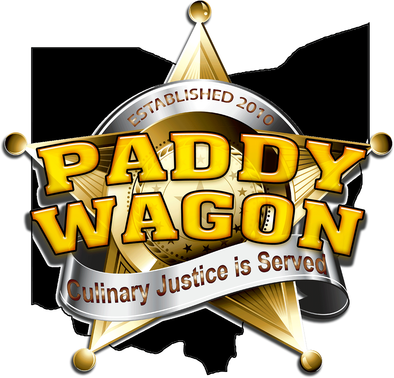 Paddy Wagon Food Truck Columbus Menu