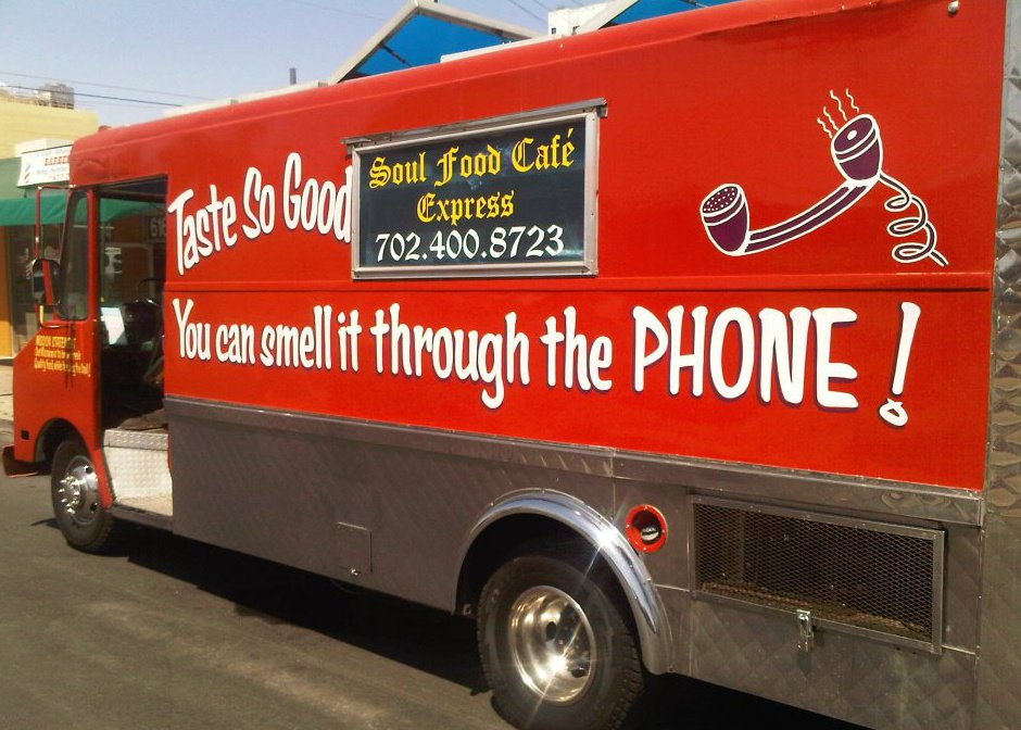 Soul Food Cafe Express Food Trucks In Las Vegas Nv