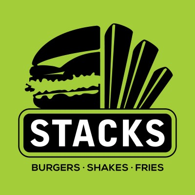 Image result for stacks burgers food truck logo