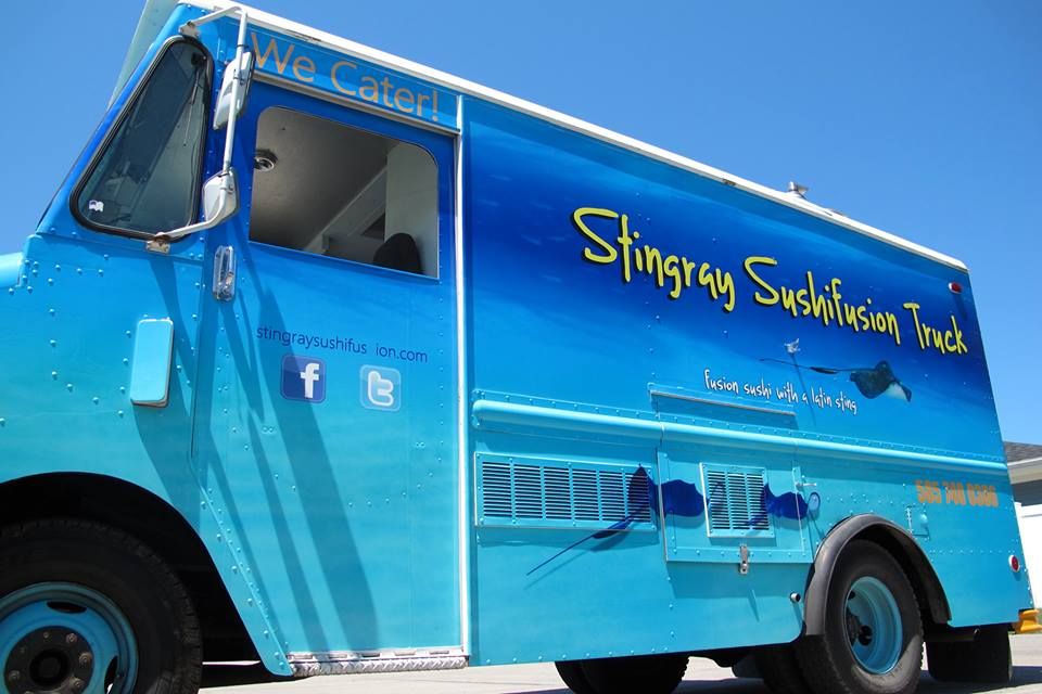 Stingray Food Truck