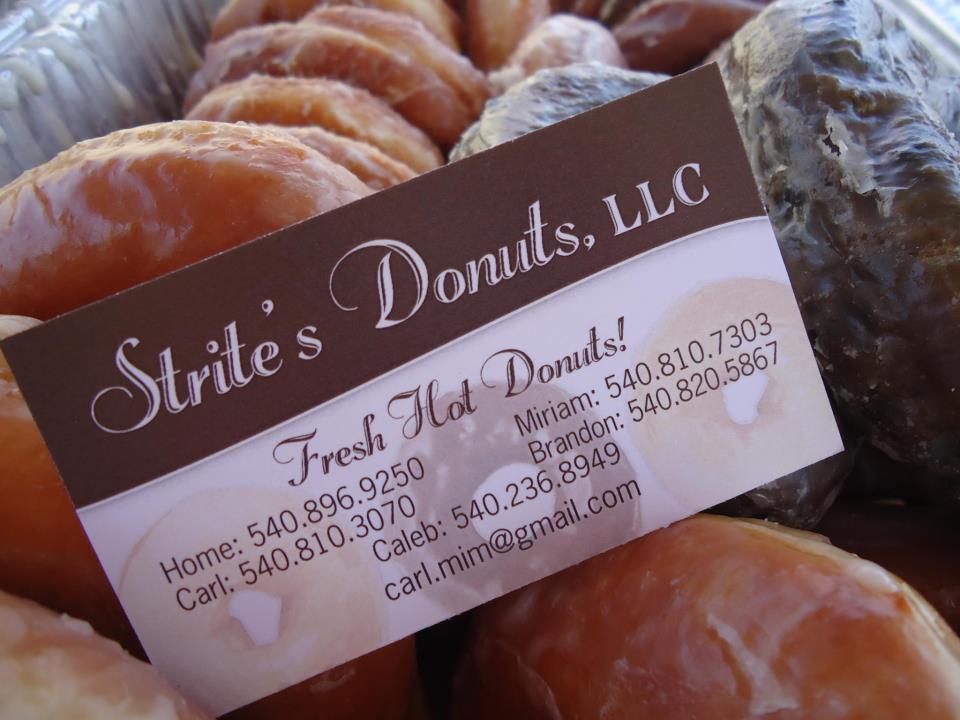 Trucks For Sale In Va >> Strite's Donuts Trailer # 1 | Food Trucks In Winchester VA