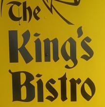 Kings Bistro Food Truck Menu