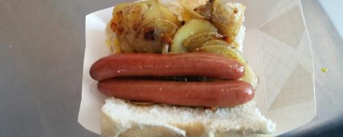 The Italian hot dog! A NJ favorite!