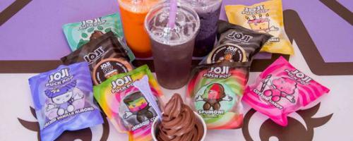 Yumminess at JOJI Yogurt & Dessert Bar