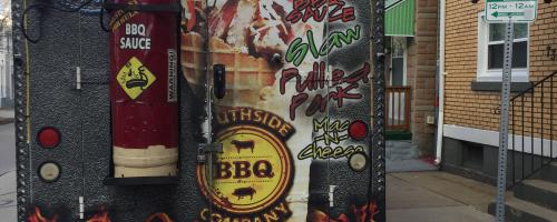 Follow us for great BBQ!