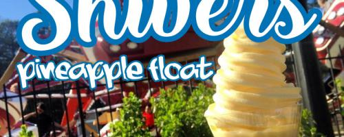 Dole Pineapple Whip Float