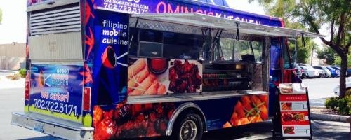 Oming's Kitchen Filipino Food truck