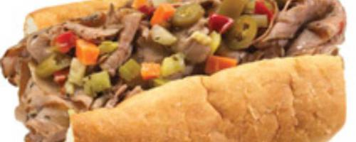 Italian Beef with Giardiniera Peppers