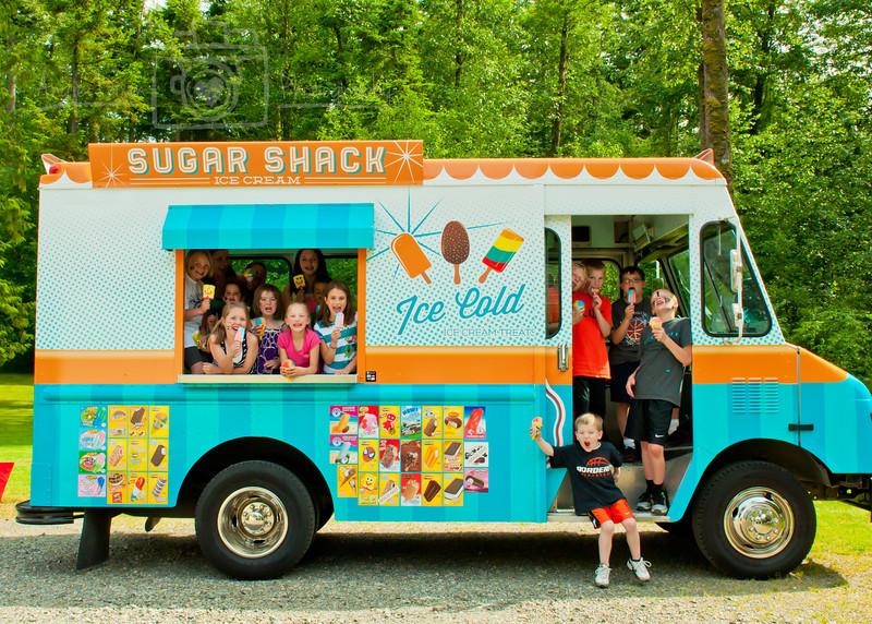 The Sugar Shack Food Truck