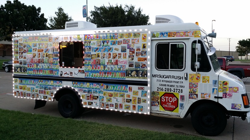 Food Trucks For Sale Dfw