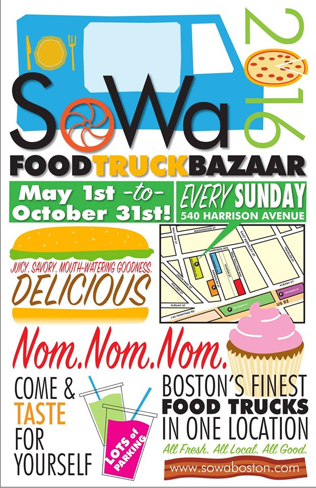 Sowa Market Food Trucks