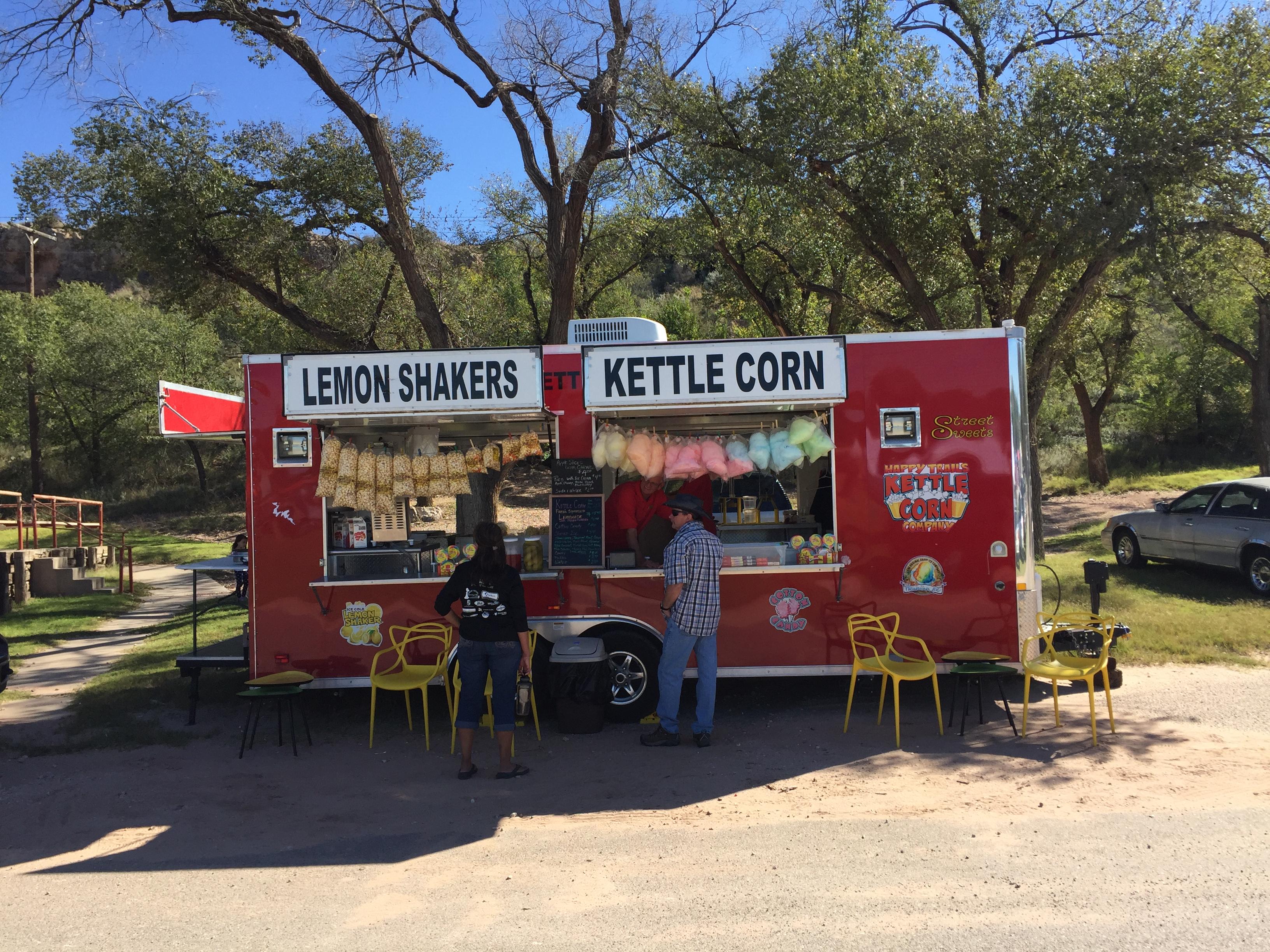 Street Sweets Food Trucks In Lubbock Tx