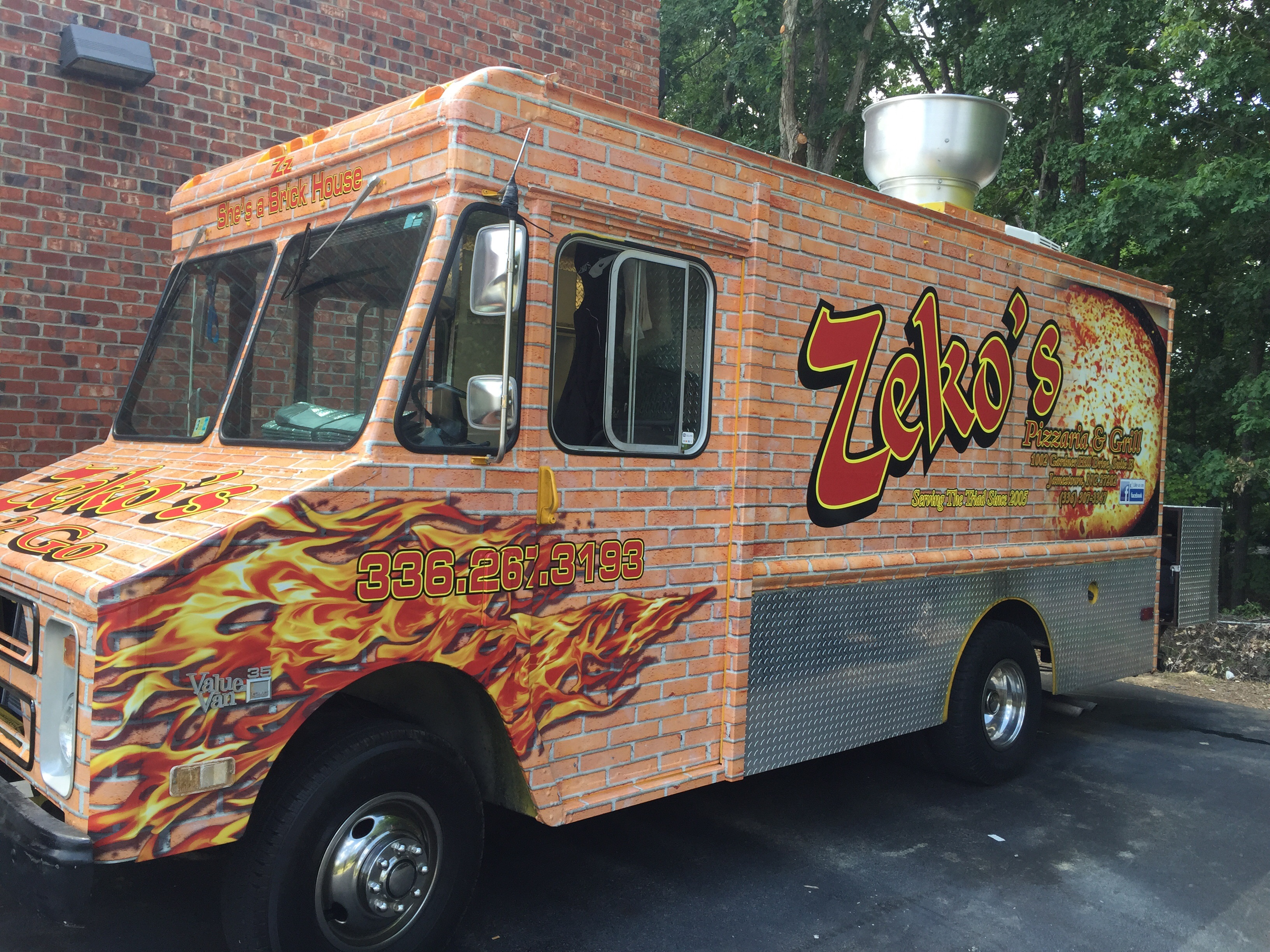 Greensboro Food Trucks
